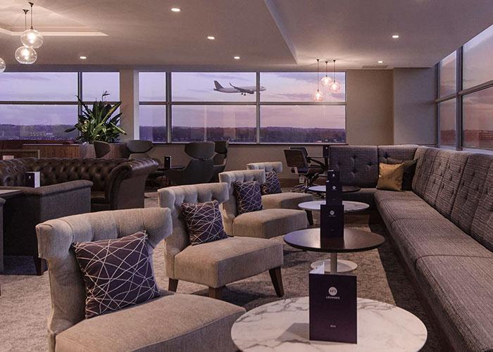 Cómo acceder a las salas VIP de los aeropuertos con un billete de clase económica