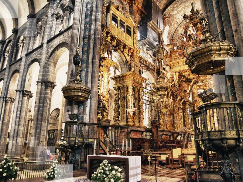 Impresionante esta catedral, que también es un monumento de España.