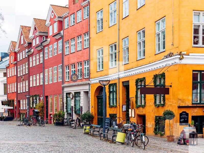 El encanto de Copenhague es inconfundible.