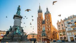 Bed and breakfasts en Cracovia
