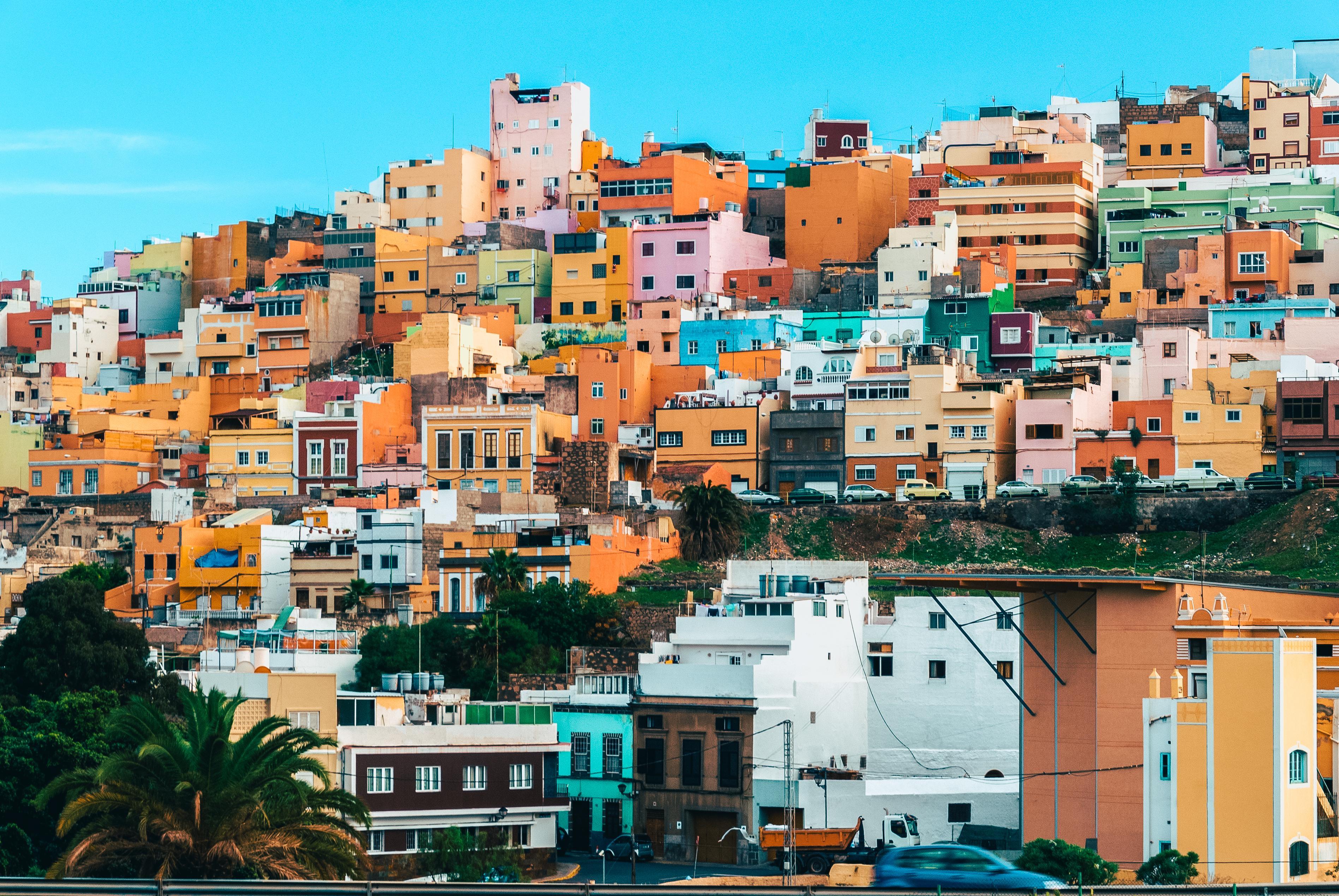 Las Palmas de Gran Canaria (LPA) - Estados de vuelos ...