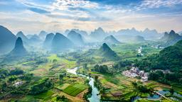 Hostales en Guilin