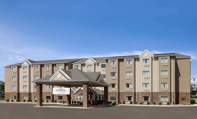 Microtel Inn & Suites St Clairsville OH