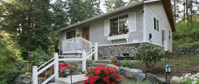 A Hidden Haven & Water Garden Cottages - Port Angeles - Edificio