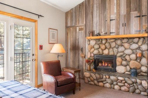 Black Bear Inn - South Lake Tahoe - Sala de estar