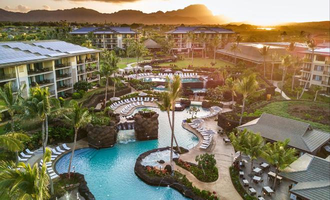 Wyndham Koloa Landing at Poipu Beach
