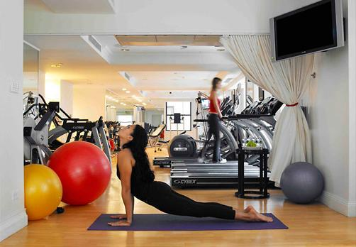 JW Marriott Essex House New York - Nueva York - Gimnasio