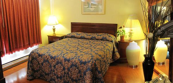 Flagstone Motel - Port Angeles - Cama