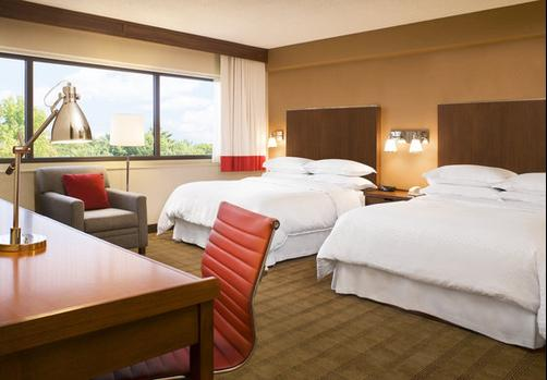 Four Points by Sheraton Scranton - Scranton - Habitación