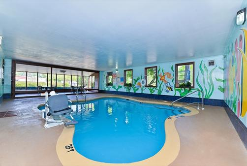 Days Inn Charlotte Northlake - Charlotte - Piscina